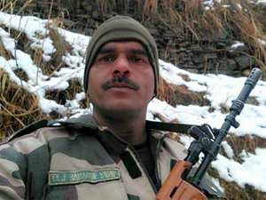 BSF food homely, jawan's video used by ISI to spread wrong message: DG