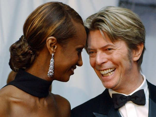 david bowie iman on david bowie i ll never get used to losing him