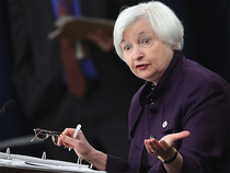 The complementary speeches come at what may be the tail end of Yellen's tenure at the Fed's helm.