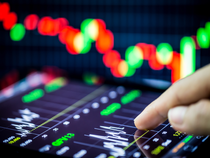 Benchmark indices remained firm, backed by positive global cues.
