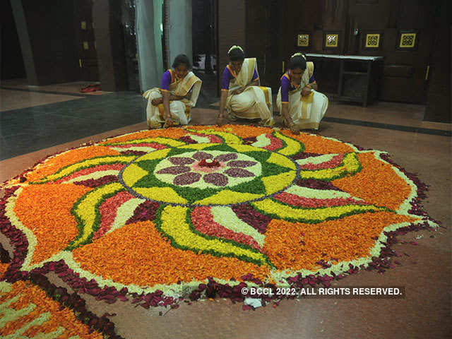 onam: How Kerala celebrates its 10-day long Onam festival - Day 1