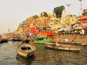 """Earlier, Varanasi was not given due attention by the Akhilesh Yadav government, but with BJP now in power in UP, the city will finally see projects completed,"""" an official said."""