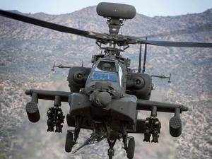 Apaches to have best battle-proven platform for all combat circumstances