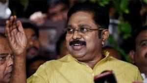 AIADMK merger: TTV seeks meeting with EC, Stalin demands floor test