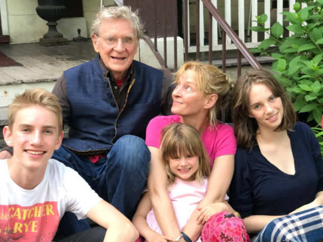 mark zuckerberg: Mark Zuckerberg Names Daughter, August