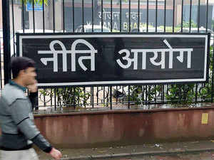The report itself states that it is meant to be a research document and its contents do not represent the views of the Government of India or Niti Aayog.