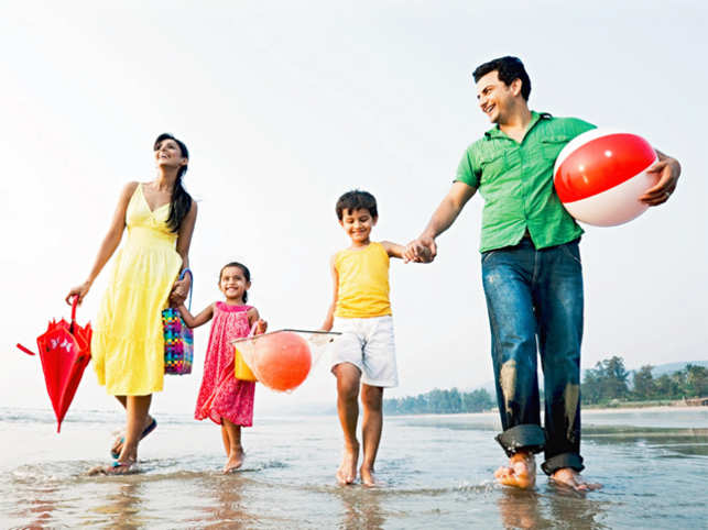 Indian beaches offer diverse activities that can be enjoyed with your family.