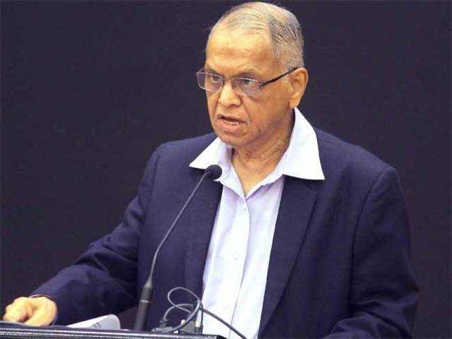 Infoscions cheer NR Narayana Murthy's take on state of play