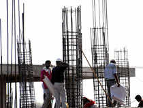 The government in February pledged a record 3.96 trillion rupees to build and modernize infrastructure.