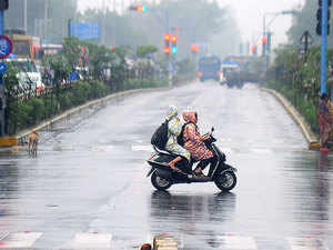 Monsoon rainfall last month has been erratic in most parts of the country, with below normal spells continuing through August.