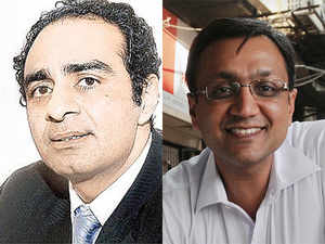 As part of the transaction, Puneet Bhatia (L), partner and country head at TPG, and Anil Rai Gupta (R) from the Havells Group will join Campus' board, the companies said in a joint release.