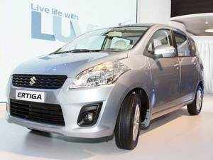 Demand for Maruti Suzuki's utility vehicles — Gypsy, Ertiga, Vistara Brezza, and S Cross — increased 28% to 21,442 units in August.