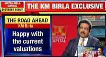 ET Now Exclusive   Happy with the current valuations of Aditya Birla Capital: Kumar Mangalam Birla