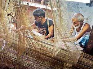 The costs of woven products will go up because weavers will have to bear the costs of book-keeping and inputs.