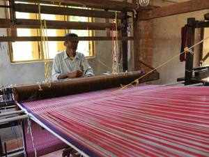 Even though there are 115 registered users of the GI certification for Benarasi handloom, so far there have been no cases filed on infringement of intellectual property.