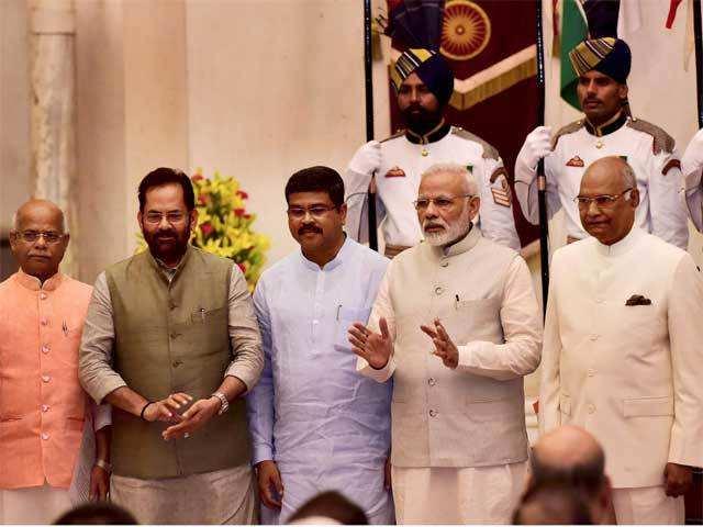 Shiv Pratap Shukla - Modi's Cabinet reshuffle: Meet the nine new
