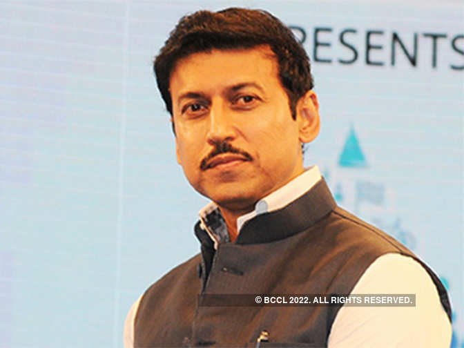 Rajyavardhan Rathore Appointed India S New Sports Minister