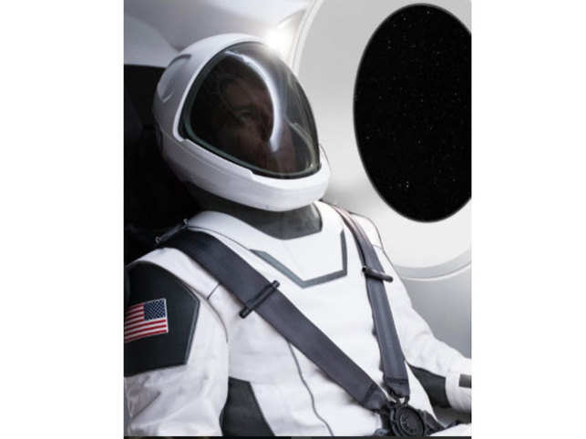 With Elon Musk recently unveiling the first image of a new space suit developed by SpaceX, here's a look at some of the iconic space suits from famous movies. Musk might as well take some notes.