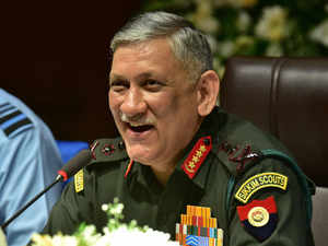 Army chief General Bipin Rawat downplays operation in Arunachal Pradesh