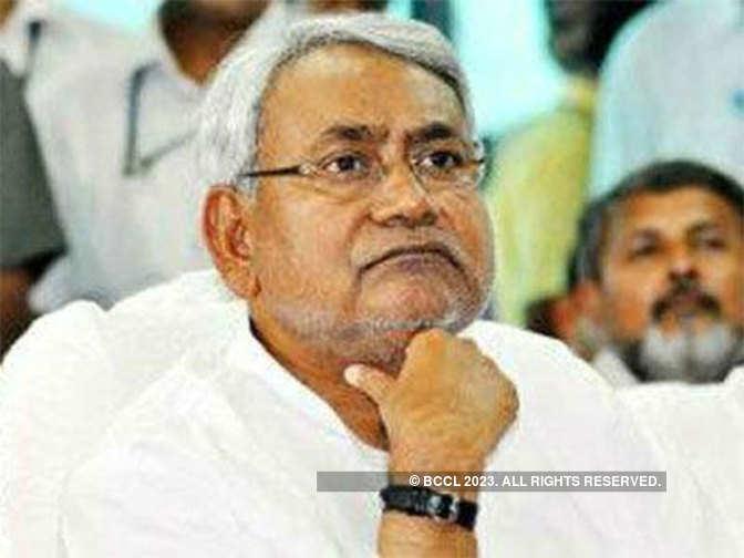 Nitish Kumar: RJD's Patna rally a family function, says Nitish Kumar - The Economic Times
