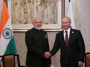 Modi and Putin discussed Afghanistan's situation among other regional issues, according to external affairs ministry spokesperson Raveesh Kumar.