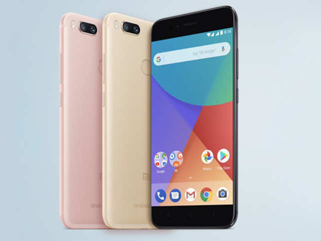 Xiaomi mi a1 specifications xiaomi launches first android one mi a1 would be available in india and also in more than 40 markets around the stopboris Choice Image