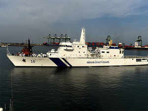 India hands over off-shore patrol vessel to Sri Lanka
