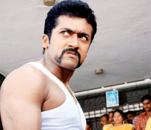 I didn't want to be an actor: Suriya