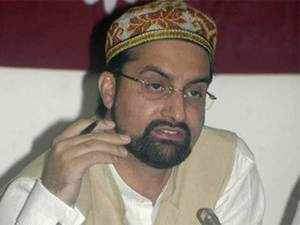 """Mirwaiz alleged that the electronic media and social media were being used for a """"vicious propaganda"""" against Kashmiris."""