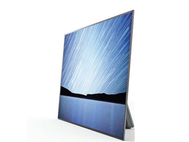 sony oled tv review if only all tvs were like this the economic times. Black Bedroom Furniture Sets. Home Design Ideas