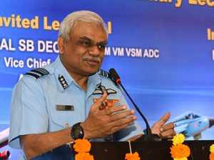 Need to develop IPR in aerospace sector: Air Force Vice Chief S B Deo