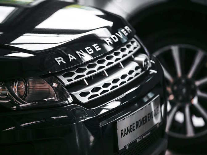 electric vehicles jaguar land rover plans to electrify all new cars from the economic times