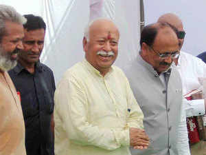 Bhagwat had presided over a two-day seminar over deliberations on reviving 'Indianness' within the education system held by the Vidyapeeth in Nagpur in December 2014.