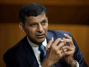 Remember that we have what we call the population dividend. A million new people entering the labor force every month, said Raghuram Rajan.