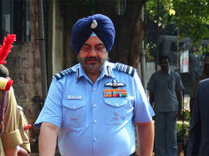 Airfields in Tibet lack military infrastructure for offensive operations: Air Chief Marshal B S Dhanoa