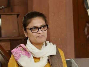 Dev, the daughter of former Union minister Santosh Mohan Dev, who died recently, hails from Assam and represents the Silchar Lok Sabha constituency.