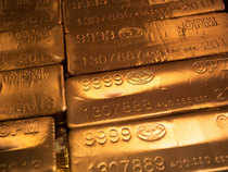 Globally, gold softened 0.77 per cent to USD 1,335.70 an ounce in Singapore as the dollar strengthened against major currencies