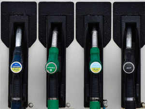 Petrol price was hiked by 13 paise a litre and diesel by 25 paise per litre, applicable from 6 a.m. on Monday.