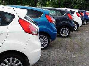 Passenger vehicle sales had stood at 2,58,737 units in August last year.