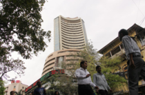 The BSE Midcap and the BSE Smallcap indices rose up to 0.5 per cent.