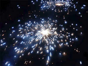 """The court's order came on the plea of fire cracker manufacturers who were seeking relaxation of its order of November 11 last year suspending all licences which """"permit sale of fire works, wholesale and retail within the territory of NCR""""."""