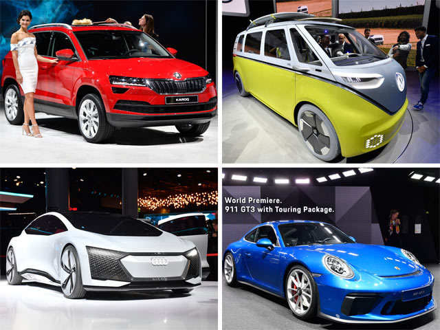 Frankfurt Motor Show From SUVs To Electric Cars All The Vehicles - Show all cars