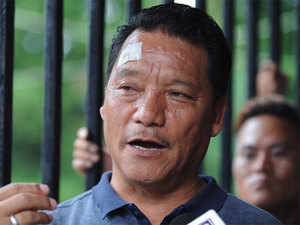 Gurung alleged that Tamang was trying to sacrifice the cause of Gorkhaland.