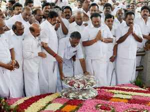 About 12 resolutions were passed in the general council meet called for by the ruling AIADMK in which the appointment of Sasikala as general secretary to the party, soon after the demise of Jayalalithaa, was countermanded.