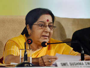 External Affairs Minister Sushma Swaraj said Indian Envoy in Venezuela Rahul Srivastava has informed that 60 other people were also evacuated along with Indians from the hurricane-hit place.