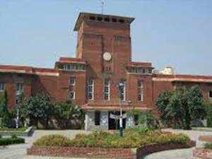 A total of 43 per cent voter turnout was recorded in the Delhi University Students Union (DUSU) elections held yesterday.