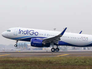 Official sources said the IndiGo airlines team at the airport informed CISF security personnel about an incident onboard its Jaipur-Mumbai flight last evening.