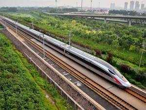 China has the world's longest high-speed rail network. China has connected most of its cities with high speed trains reducing the travel time drastically.