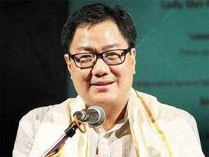 Rijiju said criticism of India on the Rohingyas, who have entered India illegally, undermines the country's security.