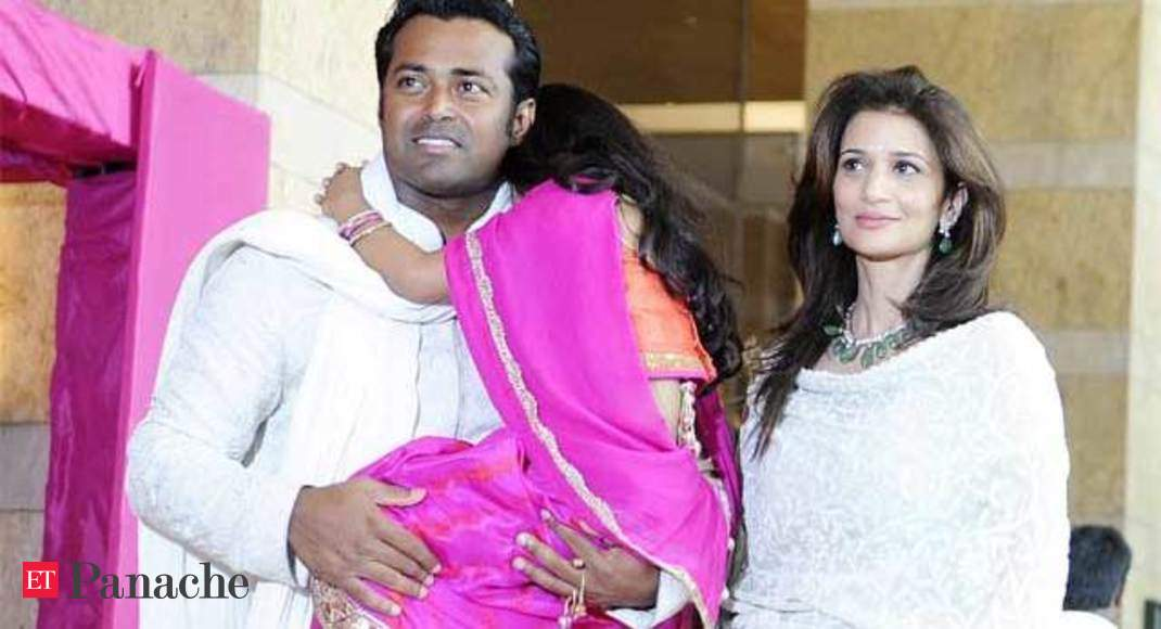 Leander paes and rhea pillai age difference in dating